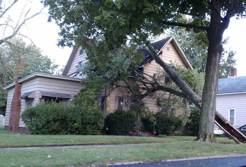 Minor Wind Damage Can Lead To Major Problems
