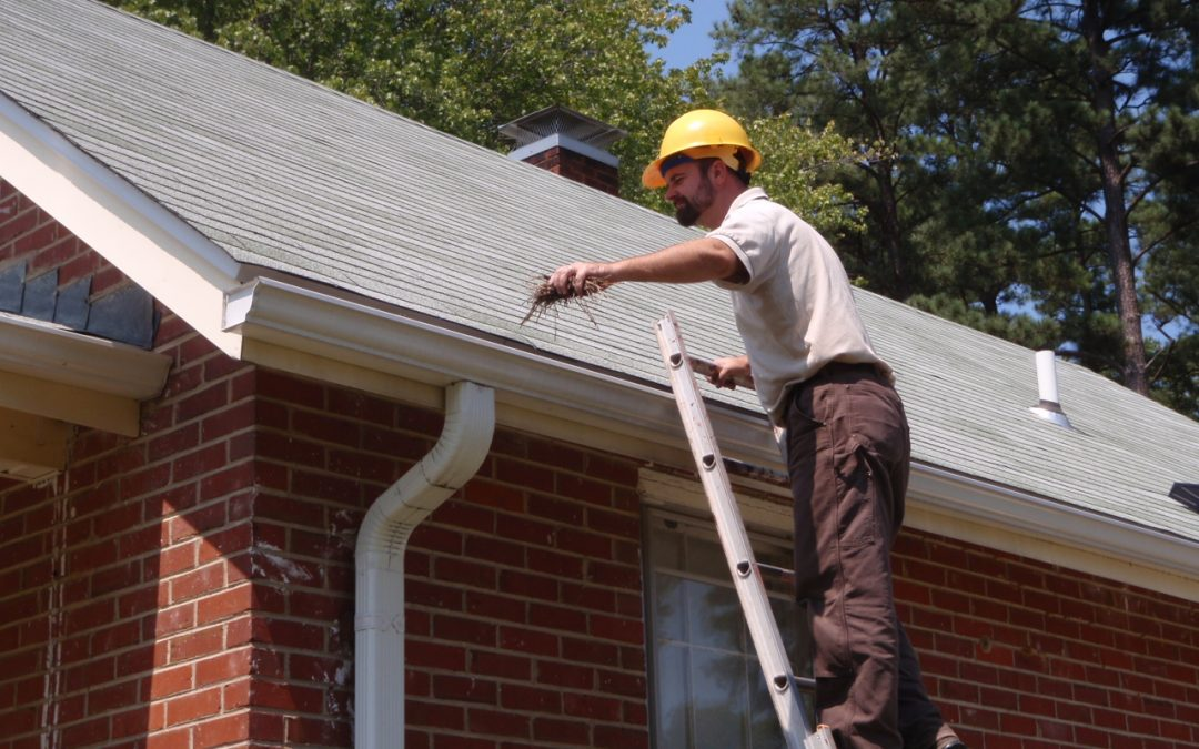 How Gutters Keep Your Facility Safe