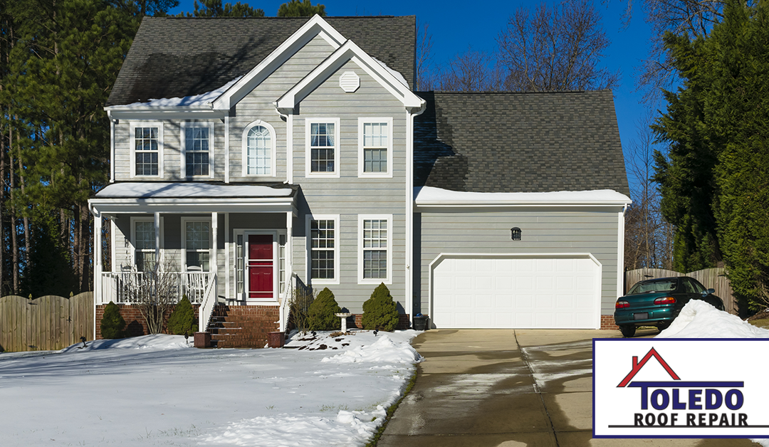 4 Reasons to Replace Your Siding in the Winter